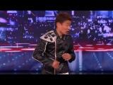Шоу талантов - Он показал им Матрицу (Танец Робота) Минута Славы