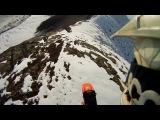 GoPro на мотоцикле по горам [Знай Я Рыба]